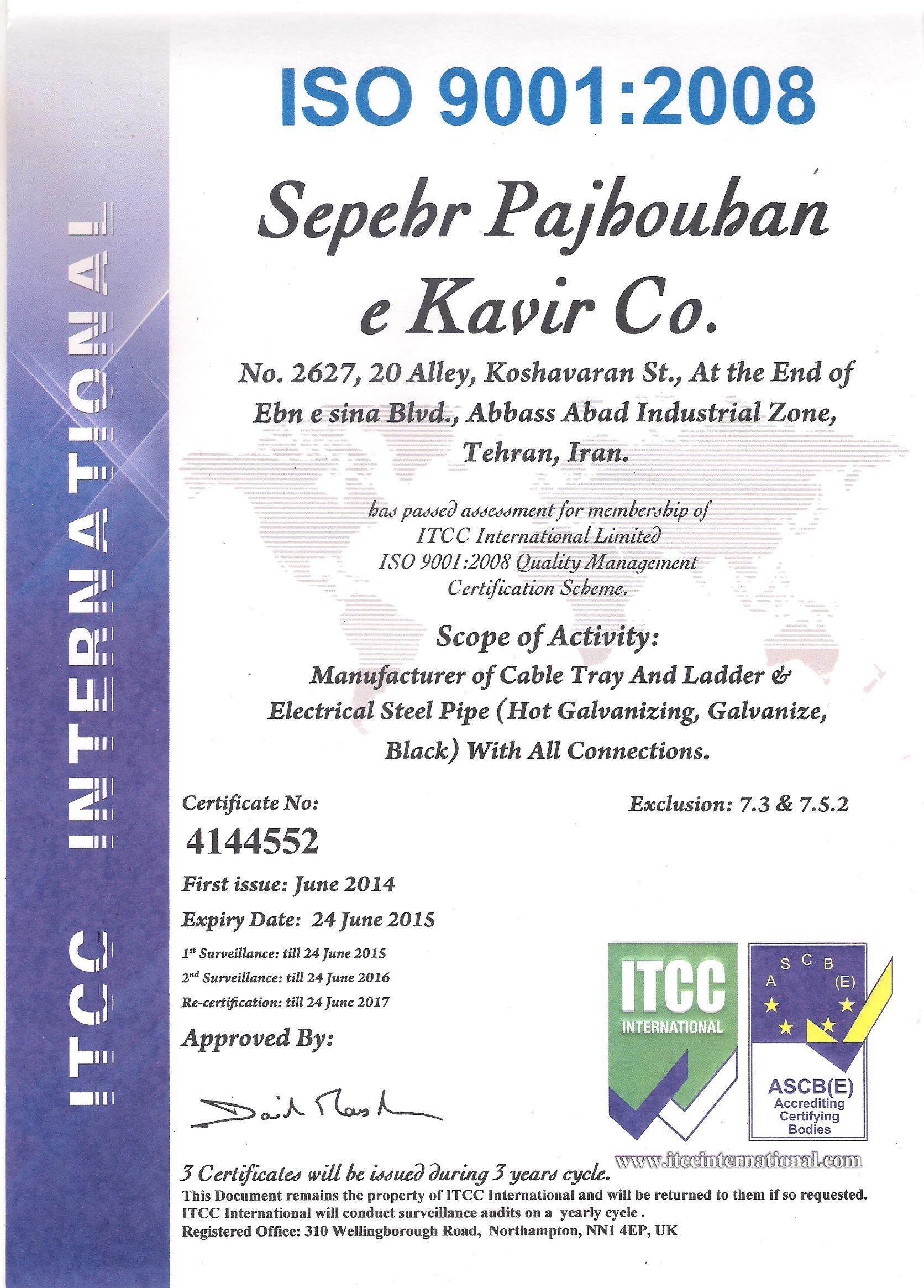 certificates (4)